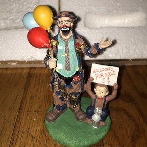 Emmett Kelly Figurine